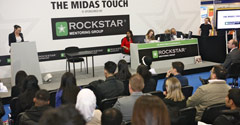 Midas Touch: Pitch to help get investment and mentor support