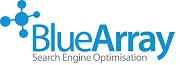 Blue Array SEO, Exhibiting at The Business Show