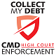 Collect My Debt - CMD High Court Enforcement, Exhibiting at The Business Show