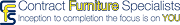 CONTRACT FURNITURE SPECIALISTS: Exhibiting at the Great British Business Show