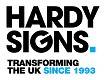 Hardy Signs Ltd, Exhibiting at The Business Show