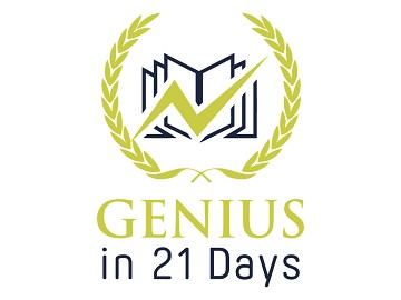 Genius in 21 Days, Exhibiting at The Business Show