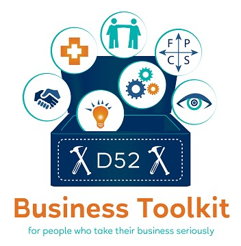 D52 - Business Toolkit™, Exhibiting at The Business Show