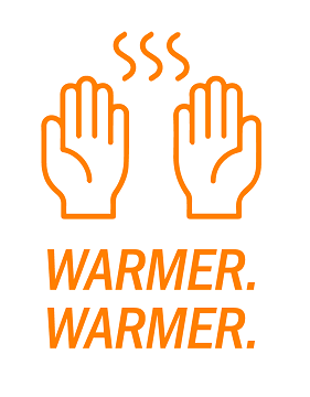 Warmer. Warmer., Exhibiting at The Business Show