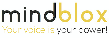 Mindblox - Your Voice is your Power, Exhibiting at The Business Show