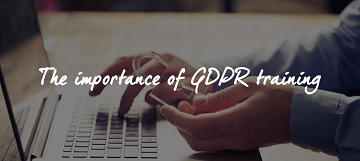 The importance of GDPR training