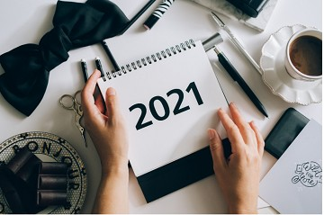 2021 Business New Year Resolutions
