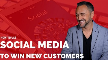 How Businesses Can Use Social Media To Find And Win New Customers