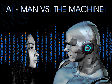 Man vs. The Machine – but how do consumers feel about Artificial Intelligence?