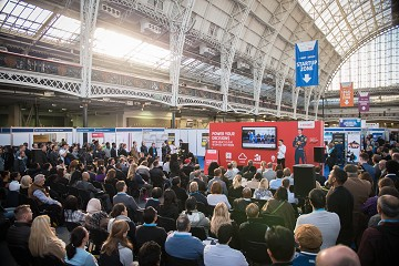 The Business Show 2017 success for Prysm Group