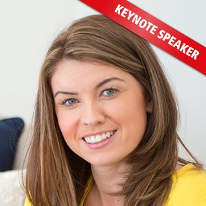 Rachael Flanagan, Speaking at The Business Show