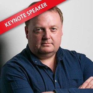 Darren Stanton: Speaking at The Business Startup Show