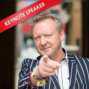 Bill Morrow: Speaking at The Business Startup Show