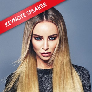 Lauren Pope, Speaking at the Business Show