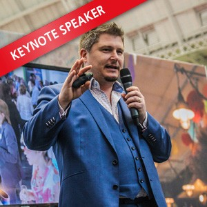 Warren Cass: Speaking at The Business Startup Show