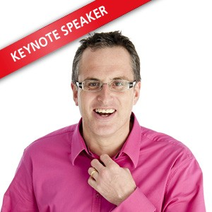 Nigel Botterill: Speaking at The Business Startup Show