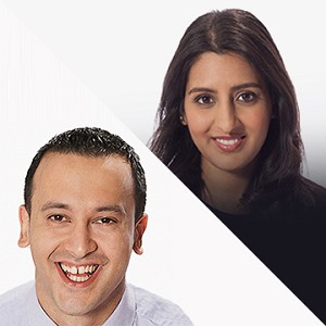 Vincent Billings & Bhavika Badola: Speaking at The Business Startup Show