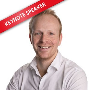 James Meekings, Speaking at the Business Show