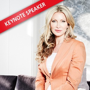 Caprice: Speaking at The Business Startup Show