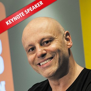 Brad Burton: Speaking at The Business Startup Show