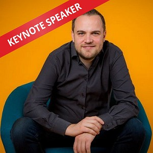 James Sinclair: Speaking at The Business Startup Show