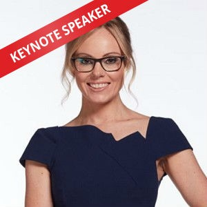Michelle Dewberry: Speaking at The Business Startup Show