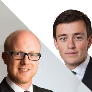 Richard Hoyle and Duncan McCombe: Speaking at The Business Startup Show