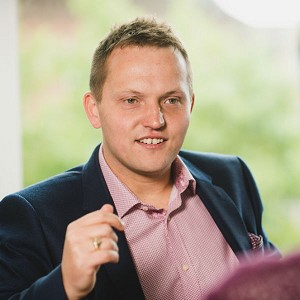 Mark Clisby: Speaking at The Business Startup Show