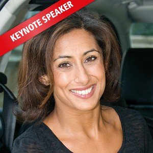 Saira Khan, Speaking at the Business Show