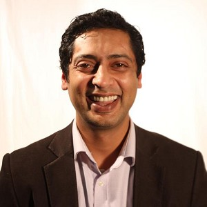 Gurps Nijjar: Speaking at The Business Startup Show