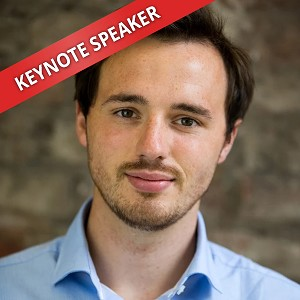 Dominic McGregor: Speaking at The Business Startup Show
