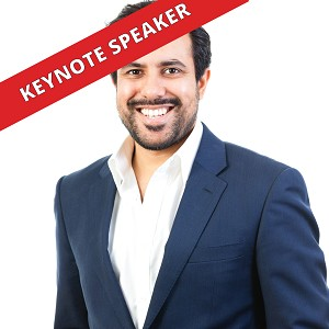 Avin Rabheru: Speaking at The Business Startup Show