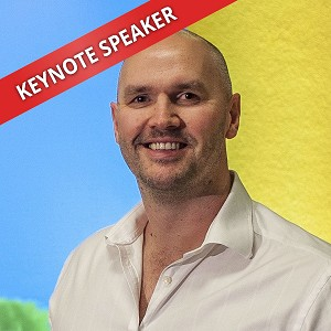 Jason Dutton: Speaking at The Business Startup Show