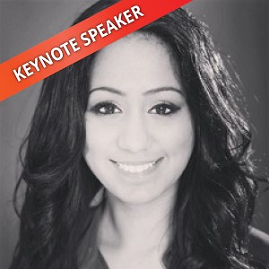 Priya Chauhan, Speaking at The Business Show