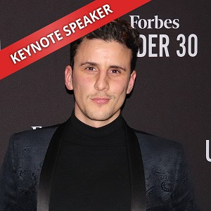 Joseph Valente, Speaking at the Business Show