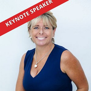 Penny Power OBE, Speaking at the Business Show