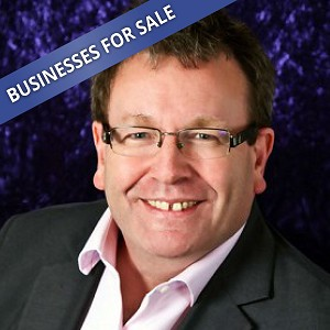 Rob Goddard: Speaking at The Business Startup Show