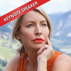 Heather Mills, Speaking at The Business Show