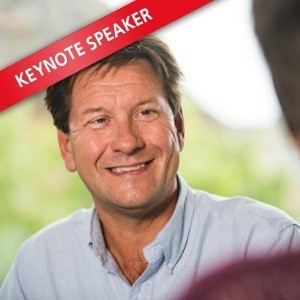 Richard Hanscott: Speaking at The Business Startup Show