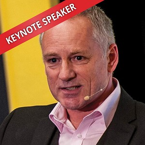 Ian Dickson: Speaking at The Business Startup Show
