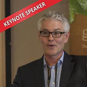 Gordon Glenister: Speaking at The Business Startup Show