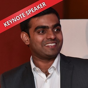 Suvish Viswanathan, Speaking at the Business Startup Show, London ExCeL