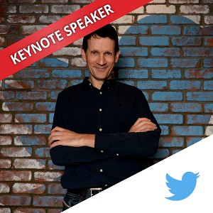 Bruce Daisley, Speaking at the Business Show