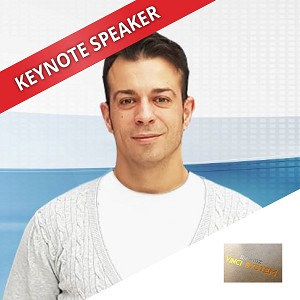 Emanuele Vinci: Speaking at The Business Startup Show
