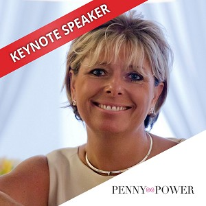 Penny Power OBE: Speaking at The Business Startup Show