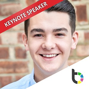 Ben Towers, Speaking at the Business Show