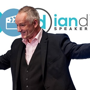 Ian Dickson, Speaking at the Business Show